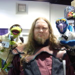 Rion Ozryel meets the Muppets