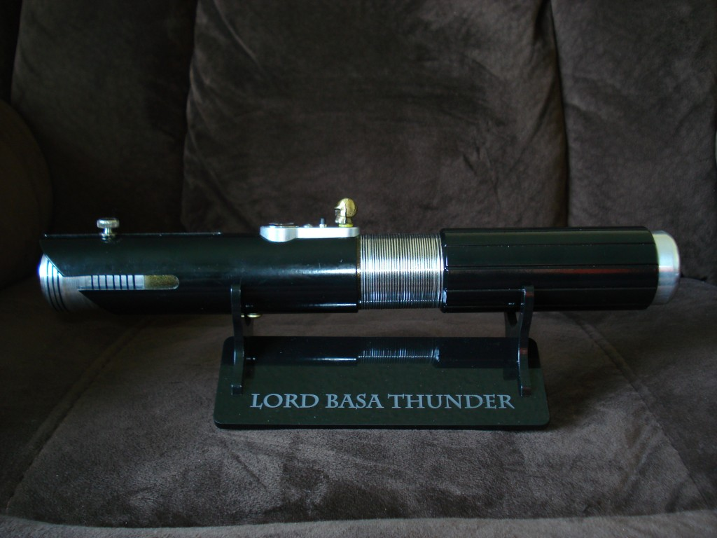 Lord Basa Thunder 1