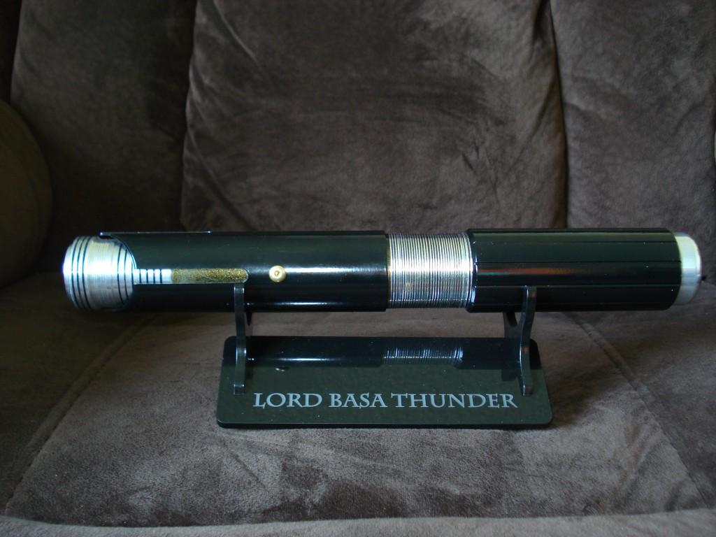 Lord Basa Thunder 3